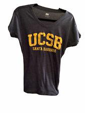 UCSB V Neck T shirt Large