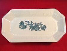 Pfaltzgraff 'Green' Yorktowne Bread Plate Platter