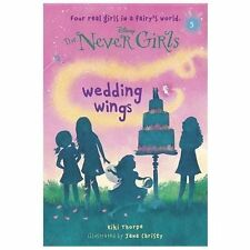 A Stepping Stone Book Series: Wedding Wings No. 5 by Kiki Thorpe 2014, Paperback