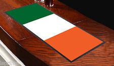 Irlandés Bandera IRLANDA Toalla de Bar Ideal Para Cóctel casero Party Tapete Pub
