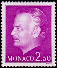 "MONACO N° 1213 ""EFFIGIE DU PRINCE, 2 F 30 LILAS ROSE""NEUF xxTTB"
