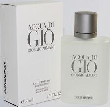 ACQUA DI GIO 1.7 OZ EDT SPRAY FOR MEN NEW IN A BOX BY GIORGIO ARMANI