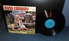"12"" LP 33rpm Russ Conway - Time To Play"