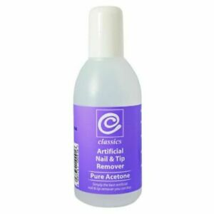 Classics Artificial Nail & Tip Remover - Pure Acetone 150ml