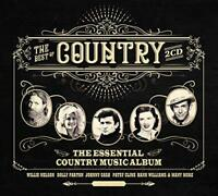 The Best Of Country - The Essential Country Music Album [CD]