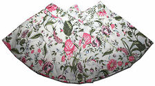 New FRED BARE Size 0 Botanical ROSE Floral Print Skirt