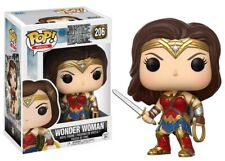 Funko - POP Movies: DC - Justice League - Wonder Woman Brand New In Box