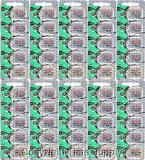 Maxell 364 SR621SW SR621 28034 LR621 AG1 Battery 0% MERCURY ( 50 PC )