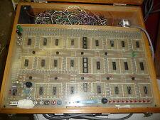 Test elettrico letto ex università labatory logica Design & Development Kit..03