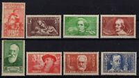 PP135352/ FRANCE STAMPS – YEARS 1936 - 1939 MINT MNH SEMI MODERN LOT – CV 117 $