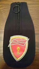 JOBLOT 10 x Budweiser Neoprene Bottle Jackets New