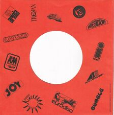 MULTI DUTCH LABEL  Reproduction Record Sleeves - (pack of 5)