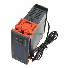 Digital Stc 1000 Temperature Controller Temp Sensor Thermostat Control 110 220v
