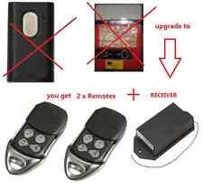 B&D BND control-a-door Garage Door remote Upgrade receiver Remote B&D 70-STD