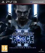 Star Wars : The Force Unleashed II [2] - Collectors Edition - PS3 - Complete