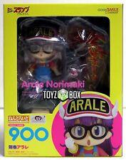 "In STOCK Good Smile Dr. Slump ""Arale Chan Norimaki"" 900 Nendoroid Action Figure"