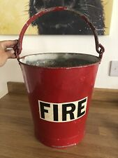 New listing Vintage Fire Bucket