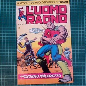 L'UOMO RAGNO N.50 - SECONDA SERIE - EDIZIONI CORNO - 1983