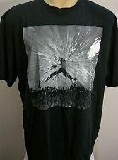 Air Jordan Nike Flight Remix Black T Shirt Size 3XL