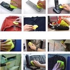 GEL TASTIERA SUPER SPUGNA CLEAN PULISCI PC CELLULARE TV RIMUOVI SPORCO FAX AUTOz