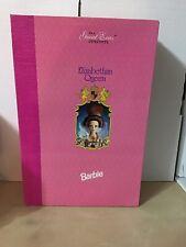 Vintage Queen Elizabeth Barbie The Great Eras Collection # 12792 NIB