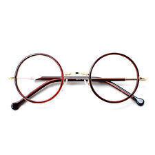 1920s Vintage Oliver Retro petites lunettes rondes 33R2 BRW Mode Cadres findhoon