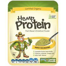Australian Certified Organic Hemp Protein 1 kg