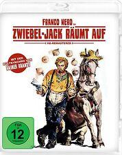 ZWIEBEL-JACK RÄUMT AUF (Franco Nero, Sterling Hayden) Blu-ray Disc NEU+OVP