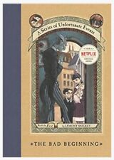Treehousecollections: A Series of Unfortunate Events - The Bad Beginning Book