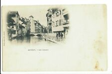 CPA - Carte postale - FRANCE -  Annecy - Les Canaux  - S205