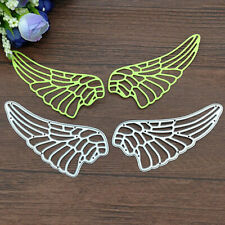 Angel Wings Metal Cutting Dies Stencil Scrapbooking Card Paper Embossing Craft