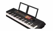 YAMAHA PSR-F51 Digital Keyboard, Schwarz