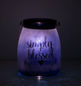 Scentsy warmer Simply Blessed