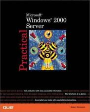 practical Microsoft Windows 2000 Server by Robert Reinstein 2000 Paperback