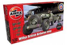 AIRFIX A02339 1/72 Willys British Airborne Jeep
