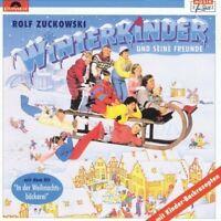 """ROLF ZUCKOWSKI """"WINTERKINDER AUF DER SUCHE ..."""" CD NEW"""
