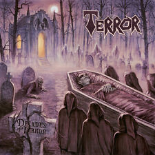 TERROR - Decades of Terror (NEW*US 80'S OLDSCHOOL THRASH/DEATH METAL*DEVASTATION