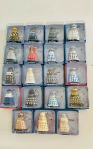 DOCTOR WHO EAGLEMOSS DALEKS – BRAND NEW & BOXED - DR. WHO