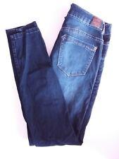 e52c270197e Jolt Juniors distressed skinny leg dark jeans size 1