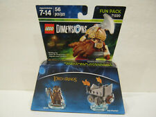 LEGO DIMENSIONS - GIMLI - LORD OF THE RINGS - SET# 71220 - BRAND NEW!