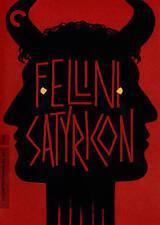 Fellini Satyricon, New DVDs