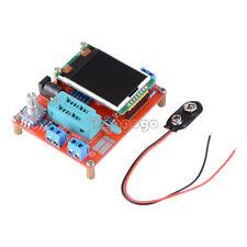 TFT GM328 Mega328 Transistor Tester LCR ESR meter Square wave Signal Generator