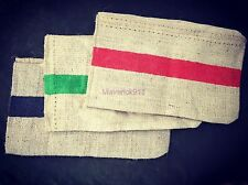 WW2 German  Cloth Bag  for toiletry kit ( Repro )
