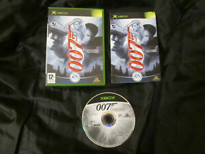 XBOX : JAMES BOND 007 : EVERYTHING OR NOTHING - Completo, ITA ! CONS IN 24/48H !