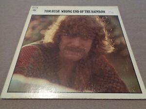 "Tom Rush – Wrong End of the Rainbow - Columbia 12"" Vinyl LP - 1970 - NM-"