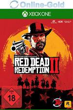 [XBOX ONE] Red Dead Redemption 2-Microsoft Xbox Digital jeu code 18+ - UE