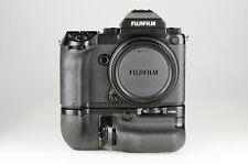 Fuji Fujifilm GFX 50 S mit VG-GFX 1 - Spiegellose Mittelformat Kamera Gehäuse