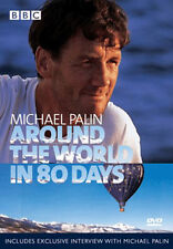 MICHAEL PALIN - AROUND THE WORLD IN 80 DAYS - DVD - REGION 2 UK