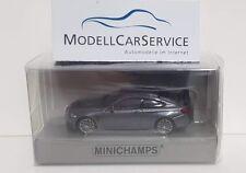 Minichamps 1/87 : 870027104 BMW M4 GTS (2016), Métallique Gris