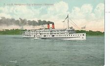 POSTCARD  SHIPS  STEAMERS   SS  Montreal
